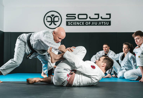 Toreando Pass BJJ Wien, Science of Jiu Jitsu 800x506