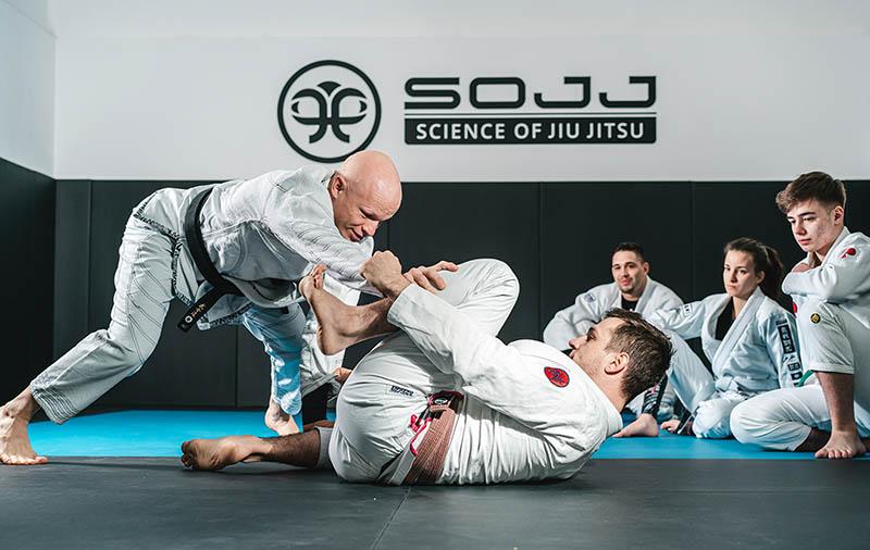 Toreando Pass BJJ Wien, Science of Jiu Jitsu 800x506