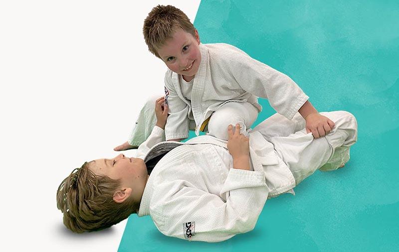 BJJ Beginner Kurs, 6-8 Jahre, SOJJ Wien 800x506