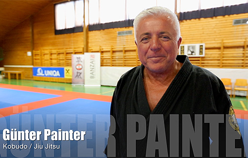 Jiu Jitsu Pinkafeld Trainer Günter Painter 500x320