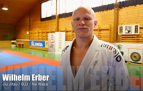 Jiu Jitsu Pinkafeld Trainer Willi Erber Jun 500x320